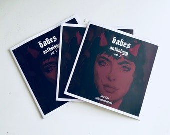 Babes Anthology | ART ZINE