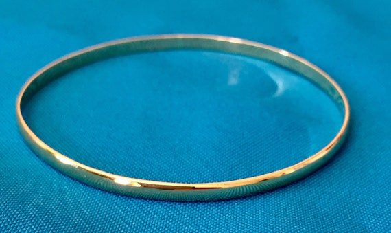 bangles bracelet bangle solid listing gold il