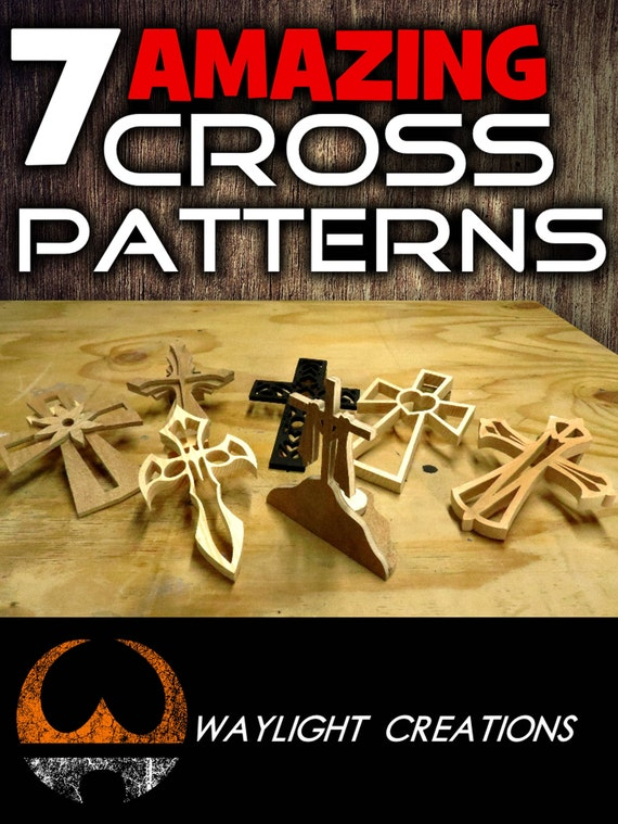 7 amazing cross patterns ebook fandeluxe Images