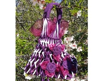 Bohemian Purse. Gala bag, bridal parties, small bag