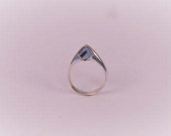 Silver Arched Ring