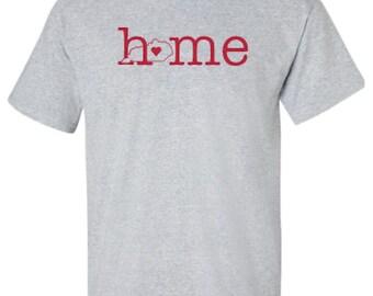 Kentucky Home Adult Unisex Tshirt