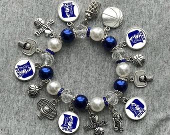Duke Blue Devils Bracelet