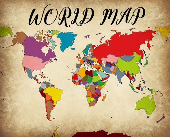 Sale world map svg clipart silhouette world map png clipart world map svg clipart silhouette world map png clipart silhouette world map svg file continents svg files cutting file clipart from cleansvg on etsy gumiabroncs Choice Image