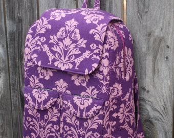 Edelweiss Backpack PDF Sewing Pattern
