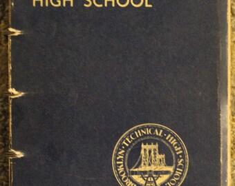 Brooklyn Technical High School Handbook, Volume X (January 1940)