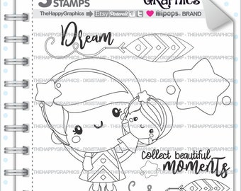 Girl Stamp, 80%OFF, Commercial Use, Digi Stamp, Digital Image, Girl Digistamp, Doll Digital Stamp, Doll Digistamp, Dolly Digistamp, Cute