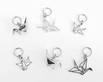 Crane Stitch Markers,
