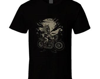 Indian Chief Rider T Shirt