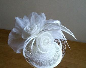 Weddings hat, royal Ascot Fascinator Hat