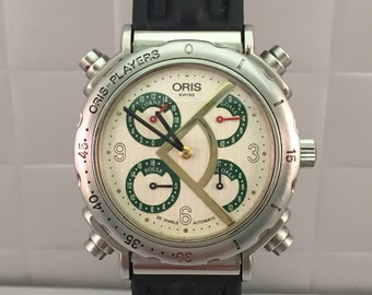 Especially Automatic watch ORIS players 90 years
