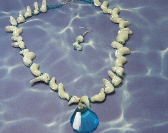 Mermaid's Bounty Necklace Set