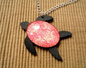 Chain, sea turtle (1504)