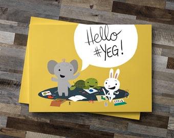 Hello YEG An Edmonton Activity Book