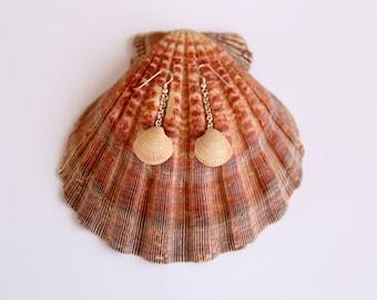 Sea Shell Earring, Mermaid Earring, Boho Earring, Ocean Earring