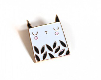 Pin's Cat Sobi Graphie