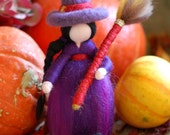 Streghetta, wool fairytal...