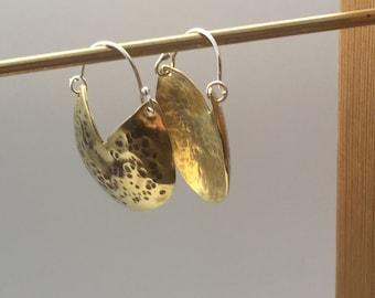 Shield Earrings
