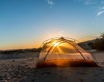 Sand Dunes Camping