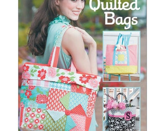 LA-7061 Leisure Arts-Best Of Quilted Bags - UPC 028906070613