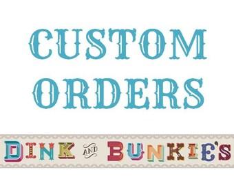 Custom Die Cutter Template