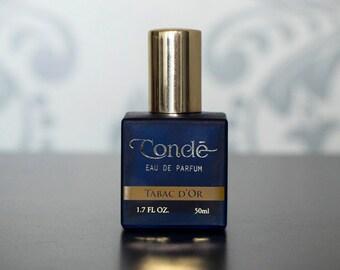 Tabac D'Or Eau de Parfum 50ml bottle