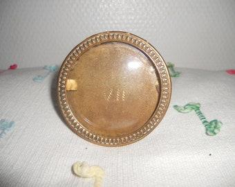 Antique frame bronze