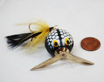 Flutter Fin Fishing Lure