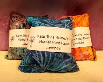 Lavender Herbal Heat Pack
