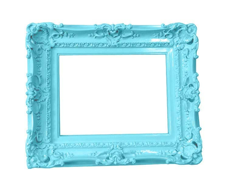 12x16 Shabby Chic Frame Decorative Baroque Wall Mirror Frame