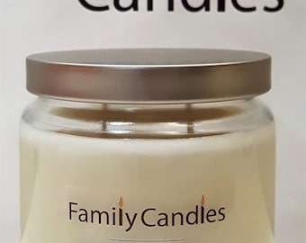Family Candles - English Garden 16 oz Double Wicked Soy Candle