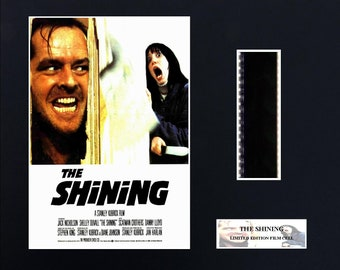 "The Shining (8"" x 10"") film cell"