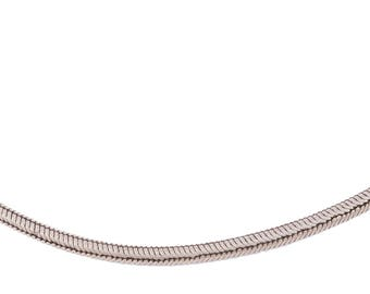 Meenakari Sterling Silver Chain