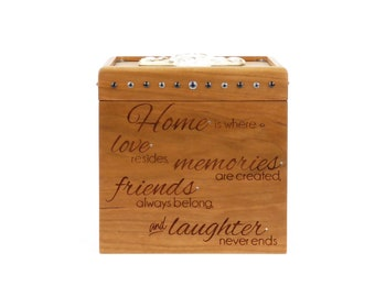 The Memory Box - Cherry - Memory Boxes - Family