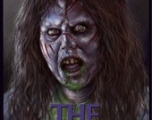The Exorcist A5 Size Gree...
