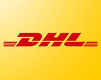 DHL shipping costs, fast delivery, delivery time 3-4 work days