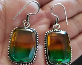 Multi Tourmaline Earrings!