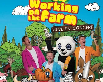 The Mik Maks Working on the Farm Live DVD