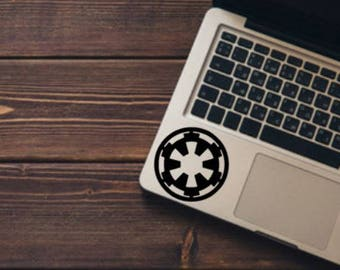 Galactic Empire Decal   Galactic Empire Symbol Decal   Star Wars-inspired Decal