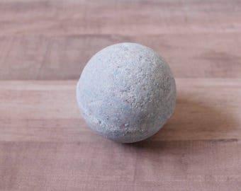 Plum Bath Bomb | Plum Essential Oils | Essential Oils | Purple | Aromatherapy | Coconut Oil | Bath Bomb | Water Color Changing