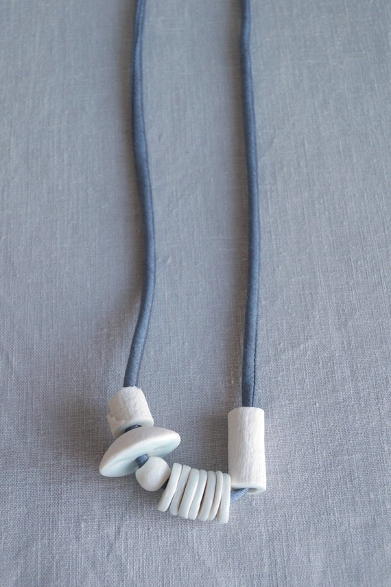COLLECTED No6 long necklace