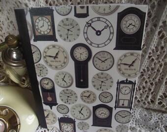 Vintage Clocks Journal
