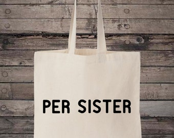 Persister Nevertheless She Persisted Feminism Activist Cotton Shopping Tote Bag