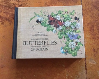 Field Guide To BUTTERFLIES And Other Insects