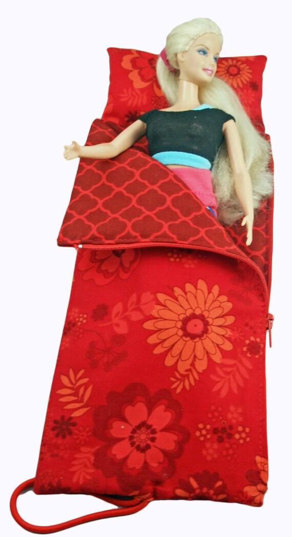 Barbie Doll Zippered Sleeping Bag Slb15003 Monster High Bratz