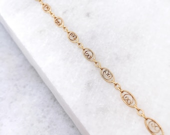Gold Collar Layering Necklace / 14 KT Gold Fill / Delicate Necklace / Dainty Choker / Layering Choker / Minimalist Gold Choker /