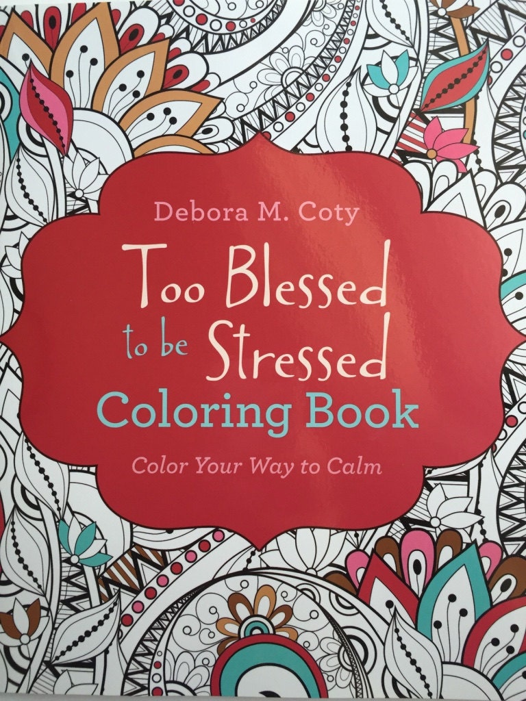 Christian Coloring Book, Adult Coloring Book, Coloring Pages ...