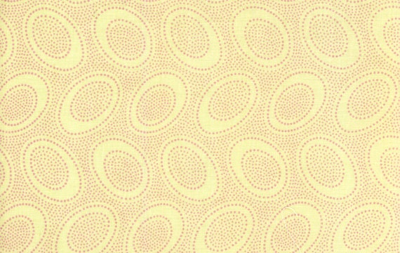 ABORIGINAL DOT in Pear by Kaffe Fassett Fabric sold in half yard units