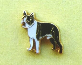 Floating Charm ~ 1 piece Adorable Boston Terrier
