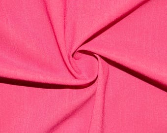 """Coral #8 Swimwear Activewear 4 Way Stretch Nylon Spandex Lycra Solid Apparel Cosplay Craft Fabric 56""""-58"""" Wide By The Yard"""